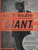 """Andy Warhol """"Giant"""" Size, Large Format"""