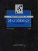 Encyclopedia of Microbiology