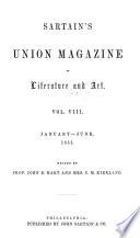 Sartain s Union Magazine of Literature and Art Book
