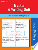 Treats  A Writing Unit