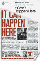 It Can t Happen Here Book
