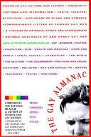 The Gay Almanac Book