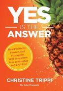 Yes Is the Answer