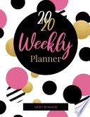 Chic 2020 Weekly Planner Book