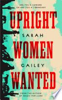Upright Women Wanted Book PDF