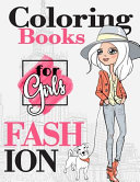 Fashion Coloring Books for Girls