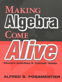 Making Algebra Come Alive
