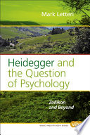 Heidegger and the Question of Psychology