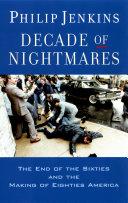 Decade of Nightmares Book