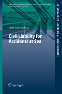 Pdf Civil Liability for Accidents at Sea Telecharger