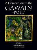A Companion to the Gawain poet