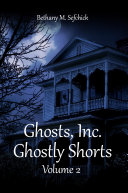 Ghosts Inc. Ghostly Shorts, Vol. 2