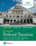 Pearson's Federal Taxation 2018 Comprehensive