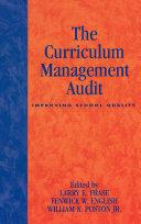 The Curriculum Management Audit Pdf/ePub eBook
