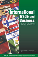 International Trade & Business Law Review