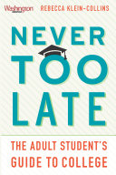 Never Too Late Pdf/ePub eBook