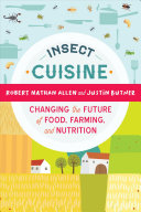 Insect Cuisine Book