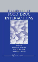 Handbook of Food-Drug Interactions