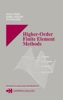 Higher-Order Finite Element Methods
