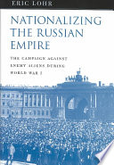 Nationalizing the Russian Empire