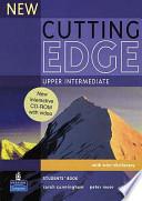 New Cutting Edge. Upper Intermediate. Student's Book. Per Le Scuole Superiori. Con CD-ROM.pdf