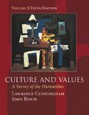 Culture and Values Book PDF