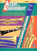 Accent on Achievement(Bassoon)