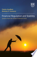 Financial Regulation and Stability Book