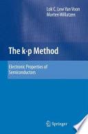 The k p Method