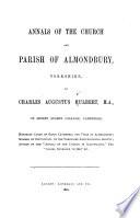 Annals of the Church and Parish of Almondbury  Yorkshire