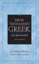 New Testament Greek for Beginners