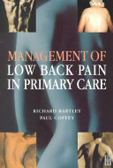 Management of Low Back Pain in Primary Care