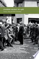 Student Revolt in 1968