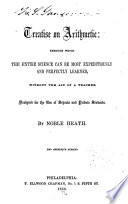 A Treatise on Arithmetic