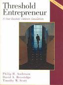 Threshold Entrepreneur