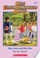 The Baby Sitters Club 73 Mary Anne And Miss Priss Book PDF
