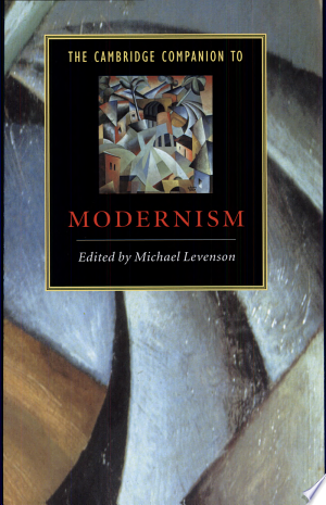 Download The Cambridge Companion to Modernism Free Books - Reading Best Books For Free 2018