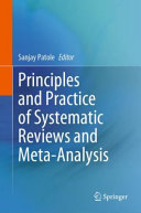 Principles And Practice Of Systematic Reviews And Meta Analysis