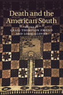 Death and the American South ebook