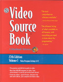 The Video Source Book Video Program Listings A O