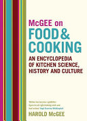 McGee on Food   Cooking