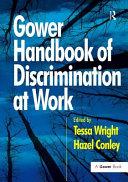 Gower Handbook of Discrimination at Work