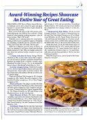 2001 Taste of Home Annual Recipes