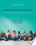 Applied Social Psychology Book