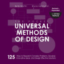 The Pocket Universal Methods of Design  Revised and Expanded Book