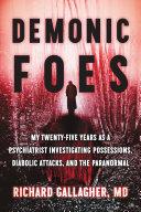 Demonic Foes Pdf