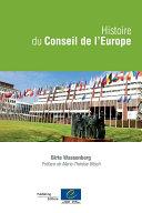 Pdf Histoire du Conseil de l'Europe Telecharger