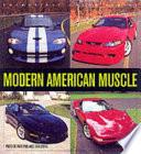 Modern American Muscle