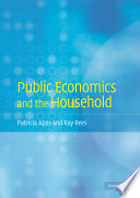 Public Economics and the Household Book