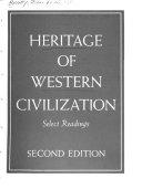 Heritage of Western Civilization